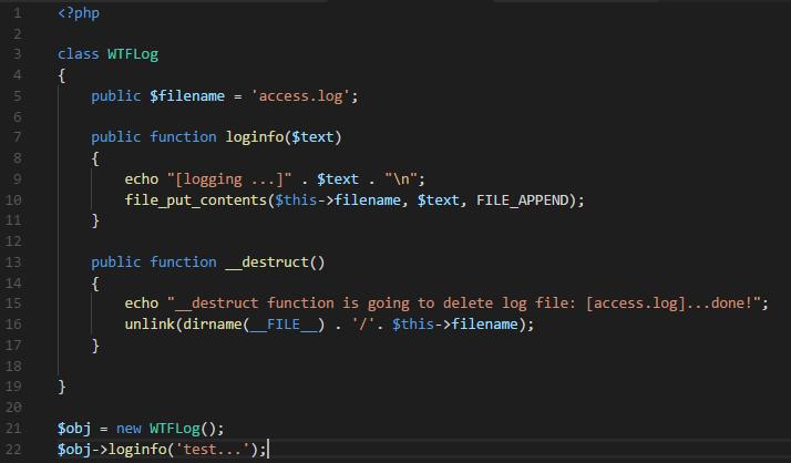 201810291810-PHP反序列化漏洞详细教程及实例(上)-9
