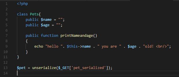 2018102918115-PHP反序列化漏洞详细教程及实例(上)-10