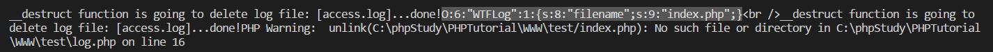 201810291822-PHP反序列化漏洞详细教程及实例(上)-15